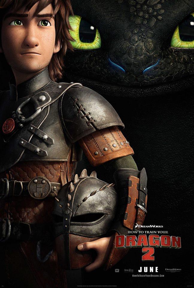 Bande annonce, afiche et résumé du film Dragon 2