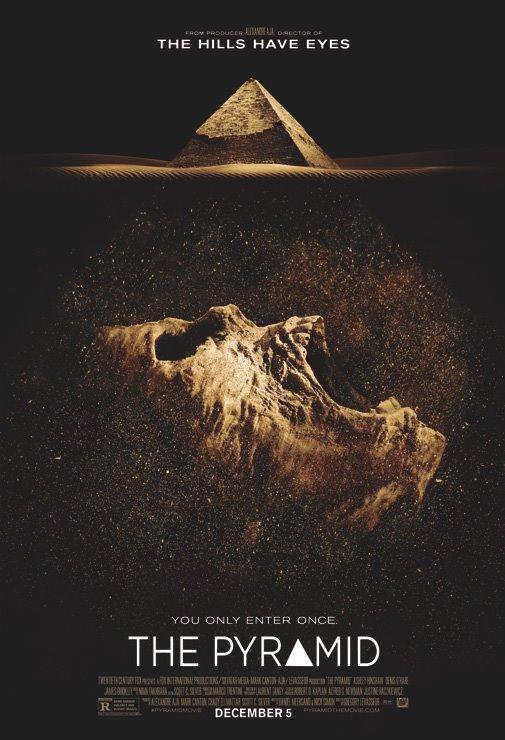 The Pyramid, l'affiche et la bande annonce