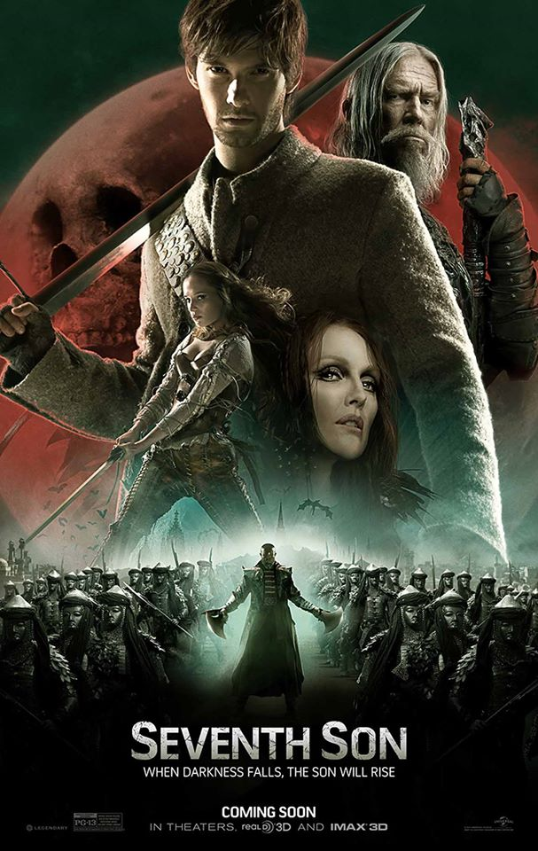 Seventh Son, affiche et bande annonce du film